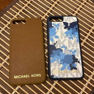 Michael Kors IPhone 7/8 PLUS CASE LOT